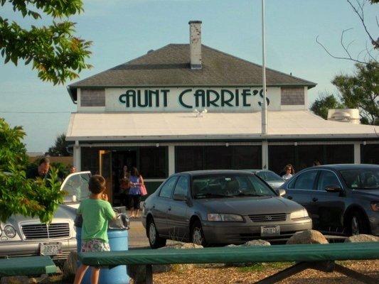 7. Aunt Carries, Narragansett
