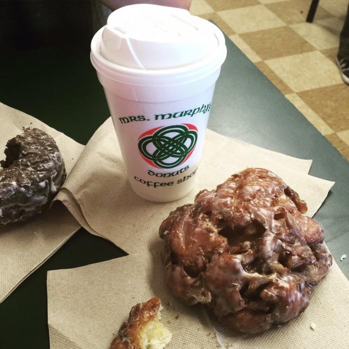 4. Mrs. Murphy's Donuts, Southwick