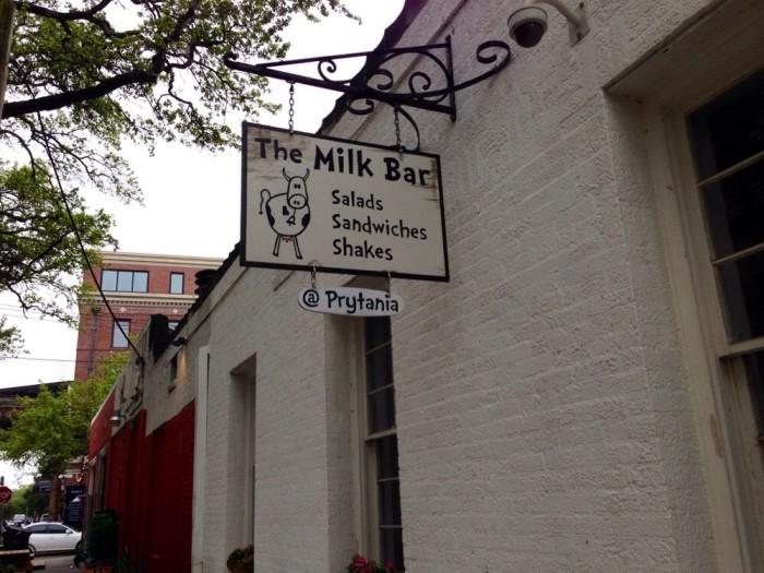 10) The Milk Bar, 1514 Delachaise St.