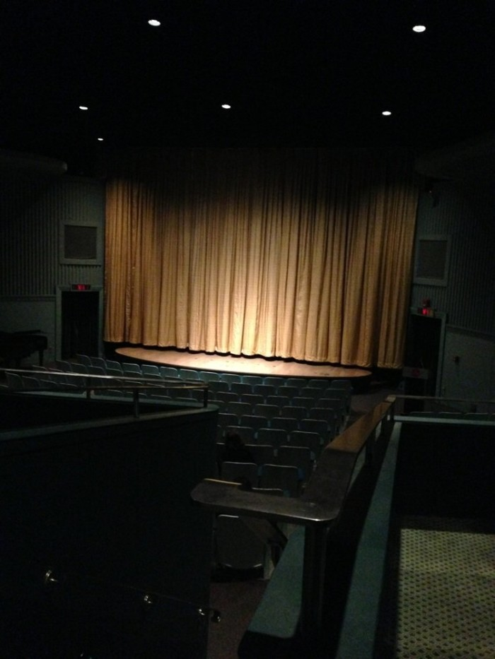 6. In 1951, the museum opened the gorgeous Dryden Theatre which seats 500 people.