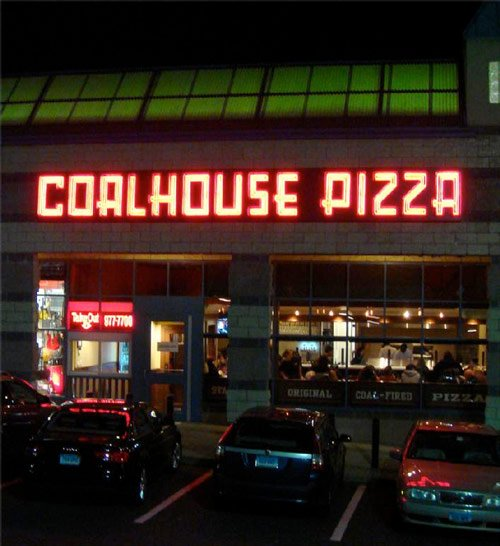 7. Coal House Pizza (Stamford)