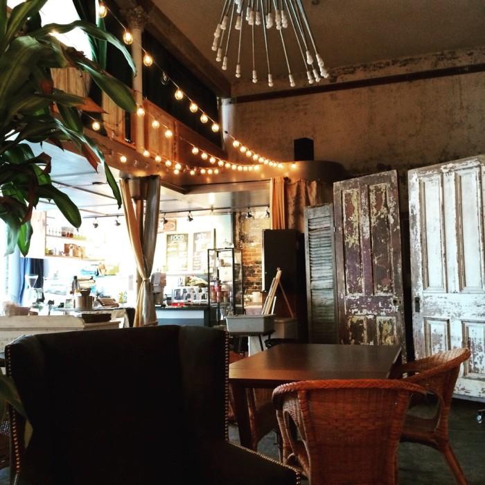 4) Church Alley Coffee, 1618 Oretha Castle Haley Blvd.