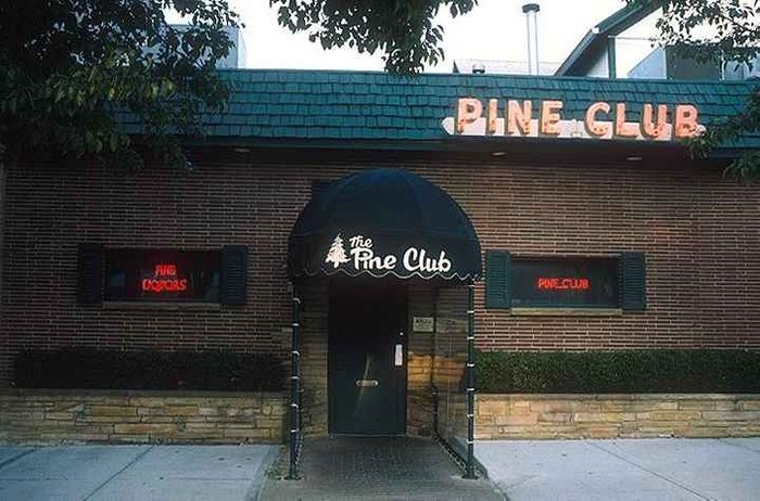 3. The Pine Club (Dayton)