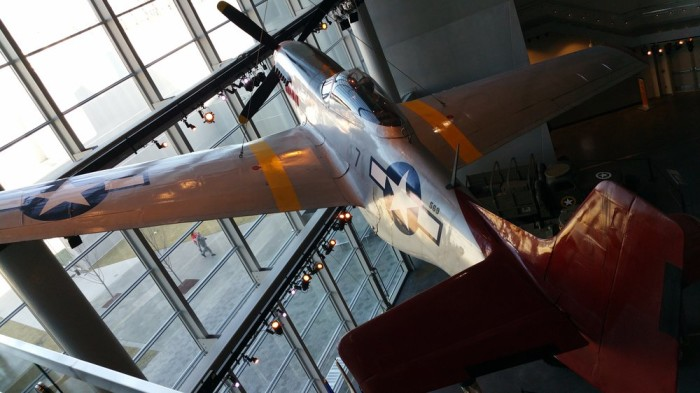 12) National WWII Museum, 945 Magazine St.