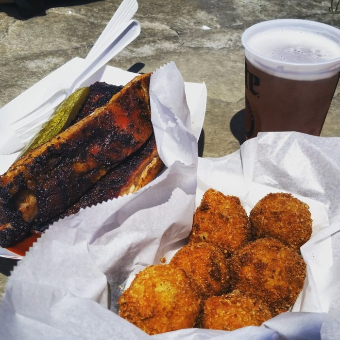 4. Troy Pig Out, Downtown Troy