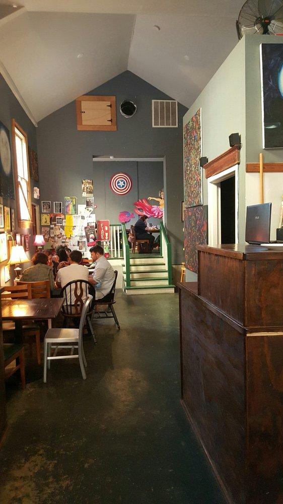 5) Rook Café, 4516 Freret St.