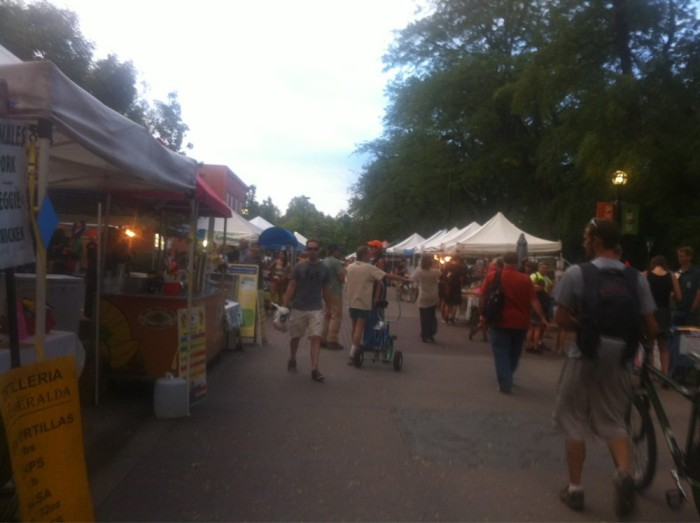 1. Boulder Farmers Market (13th and Canyon, Boulder)