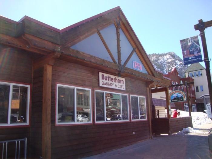 8. Butterhorn Bakery & Cafe (Frisco)
