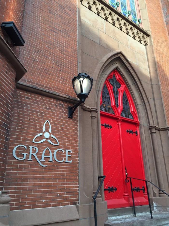 4. Grace Restaurant, Portland