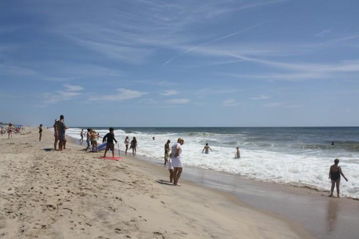 8. East Hampton Main Beach, East Hampton