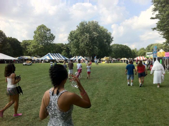 2. Spiedie Fest and Balloon Rally, Binghamton