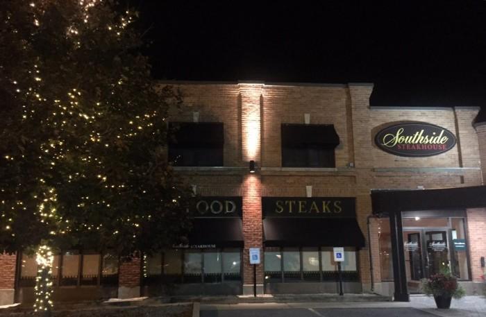 5.  Southside Steakhouse - 170 S Main St., Rutland