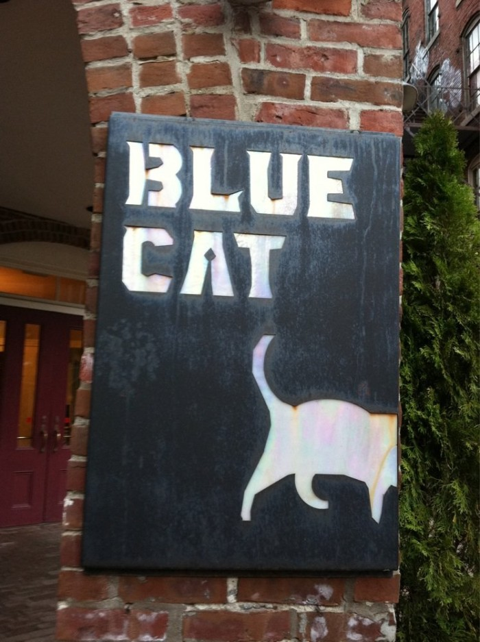 10.  Blue Cat Cafe - 1 Lawson Lane, Burlington