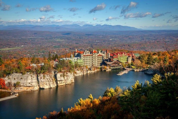 6. Mohonk Mountain House, New Paltz