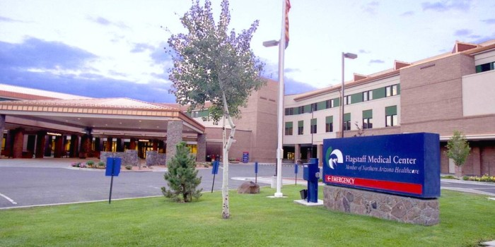 4. Flagstaff Medical Center, Flagstaff