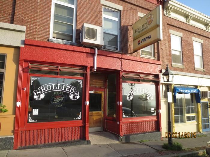 9. Rollie's Bar & Grill, Belfast