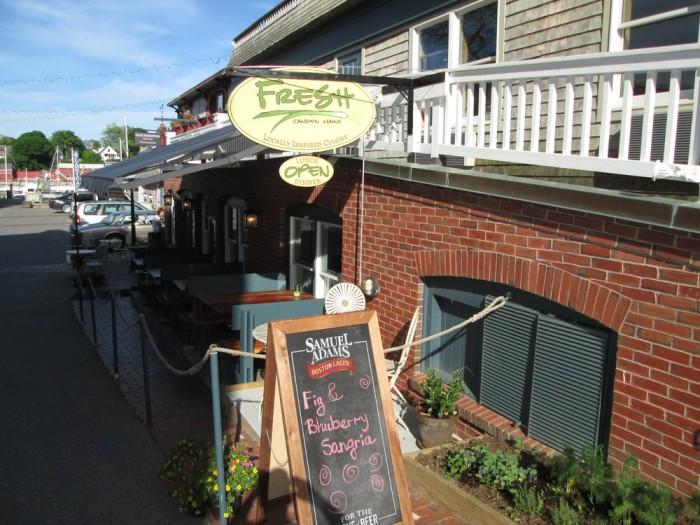 2. Fresh Restaurant, Camden