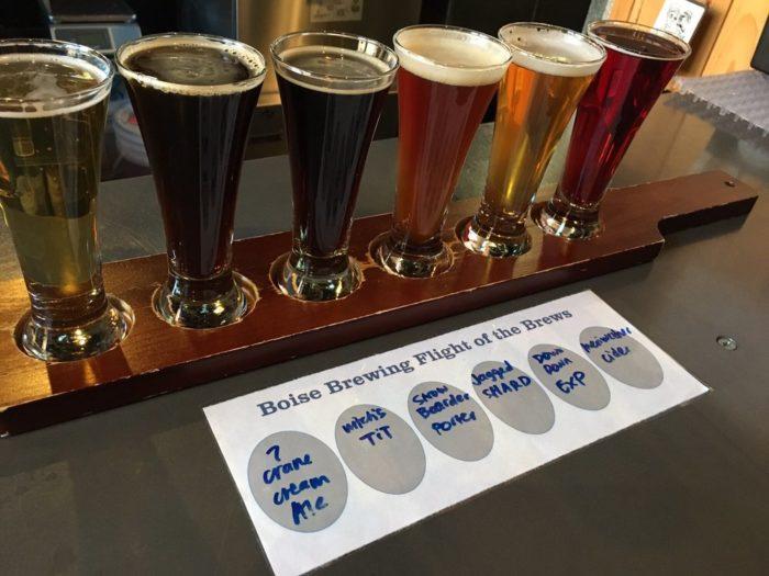 2. Boise Brewing