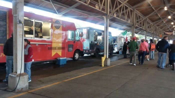 1. Rochester Food Truck Rodeo, Rochester