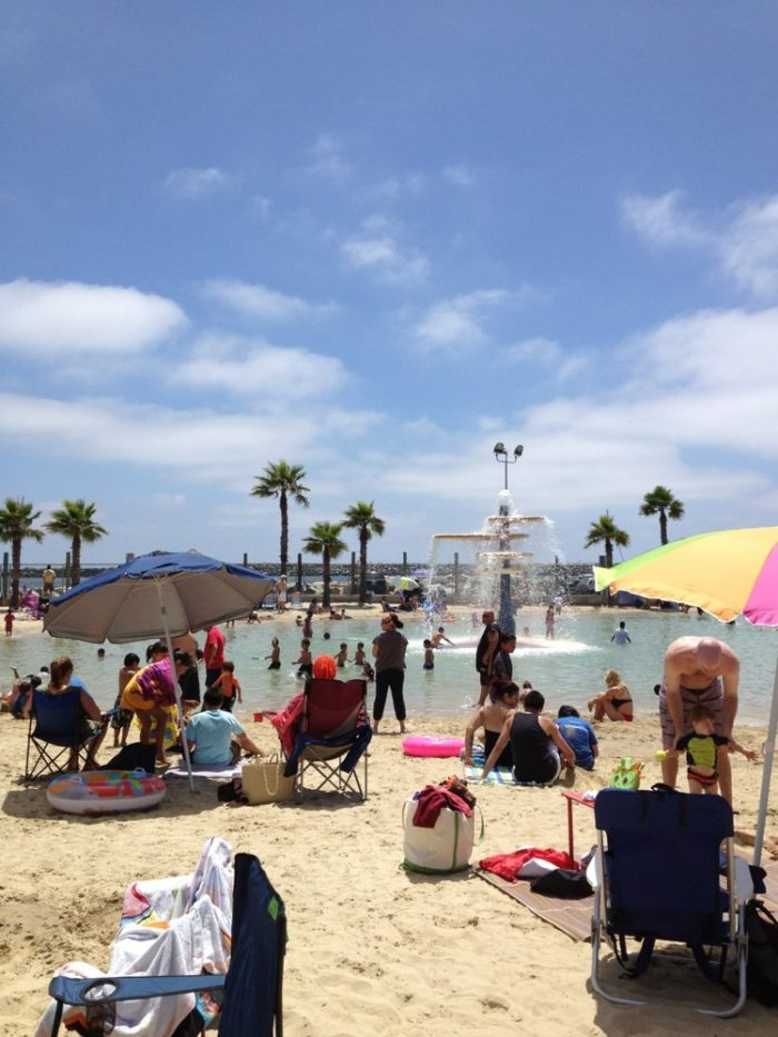 5. Seaside Lagoon in Redondo Beach