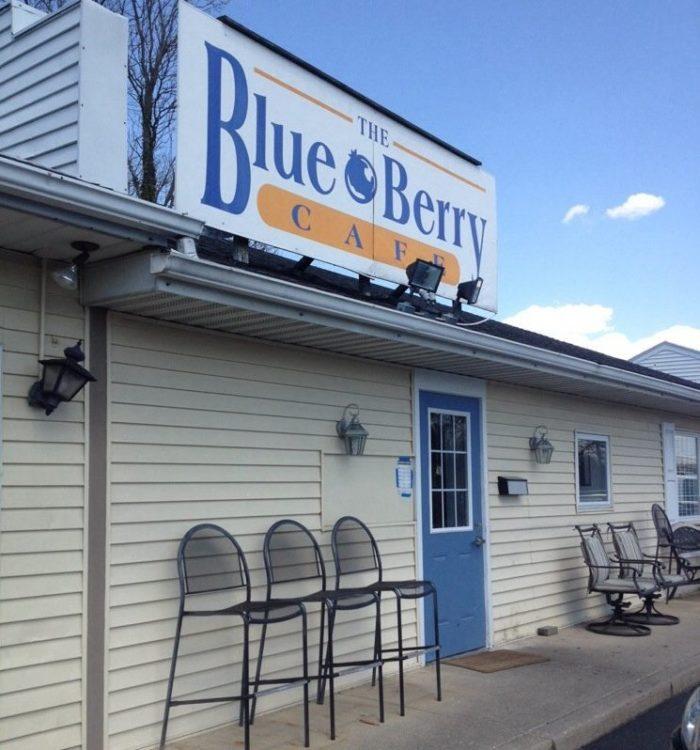 1. The Blueberry Cafe (Bellbrook)