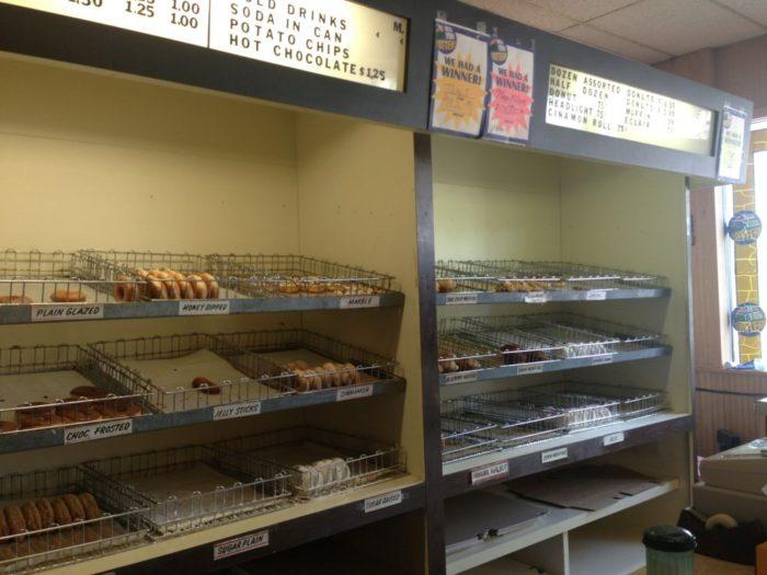 12. Serres Donut Shop, East Syracuse