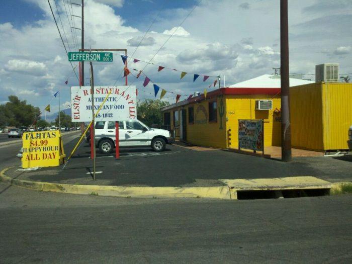 5. El Sur Restaurant, Tucson