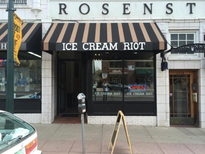 4. Ice Cream Riot