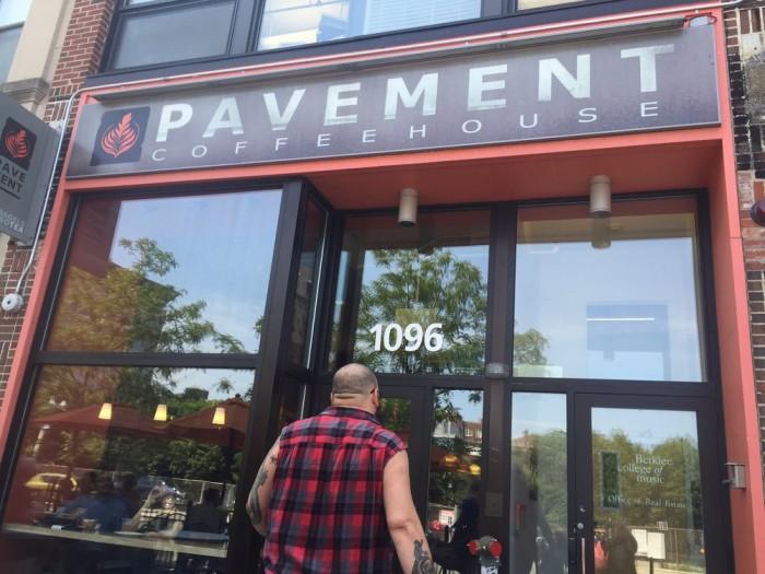 5. Pavement, Boston