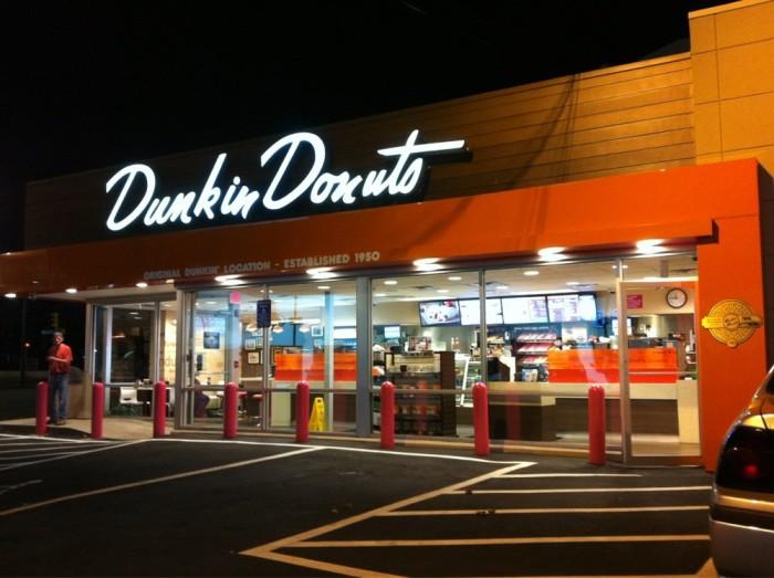 14. Original Dunkin' Donuts, Quincy
