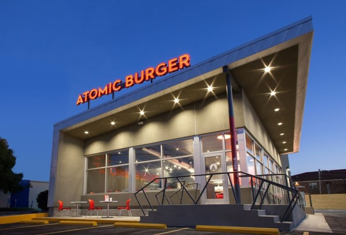 5) Atomic Burger, 3934 Veterans Blvd.