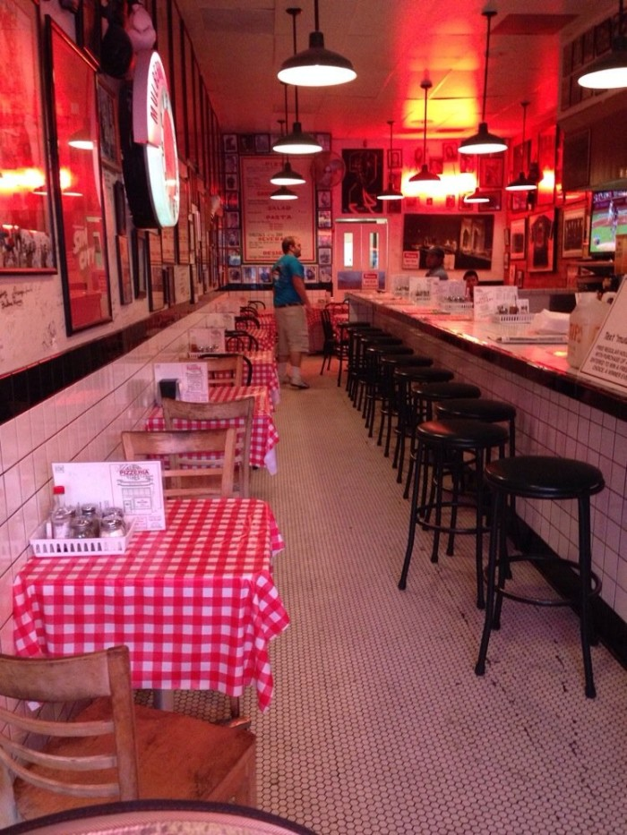 7. Mulberry Street Pizzeria -- Beverly Hills/Sherman Oaks/Encino/Thousand Oaks