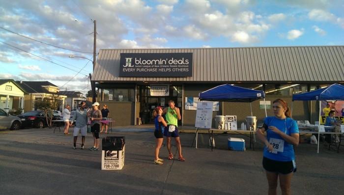 1) Bloomin' Deals Thrift Shop, 4645 Freret St.