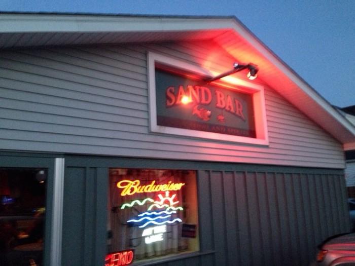 4. Sand Bar (Huron)