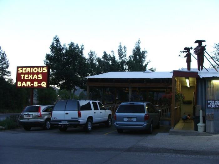13. Serious Texas Bar-B-Q (Durango)