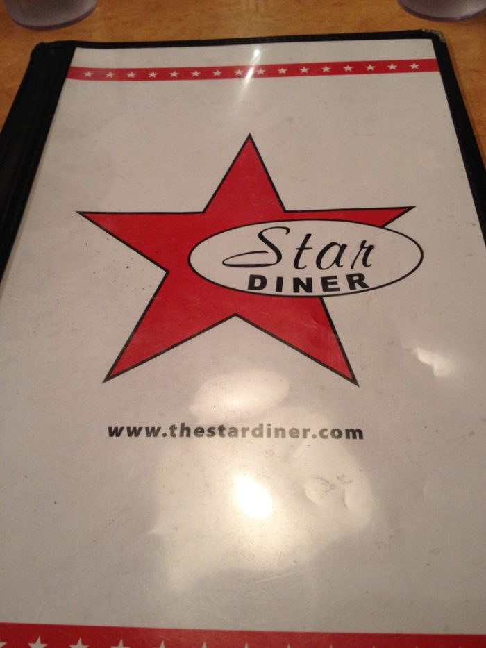 8. Star Diner (Maumee)
