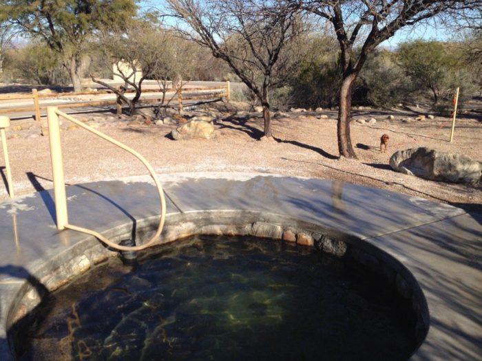 5 Arizona Hot Springs