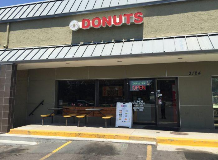 7. The Donut House