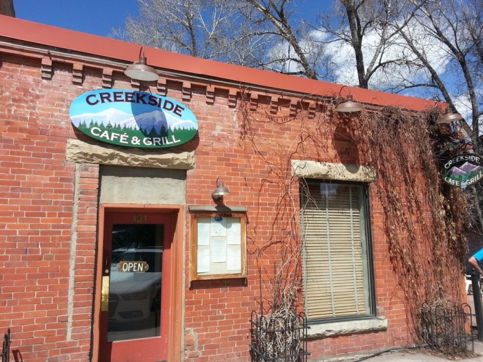 15. Creekside Cafe & Grill (Steamboat Springs)