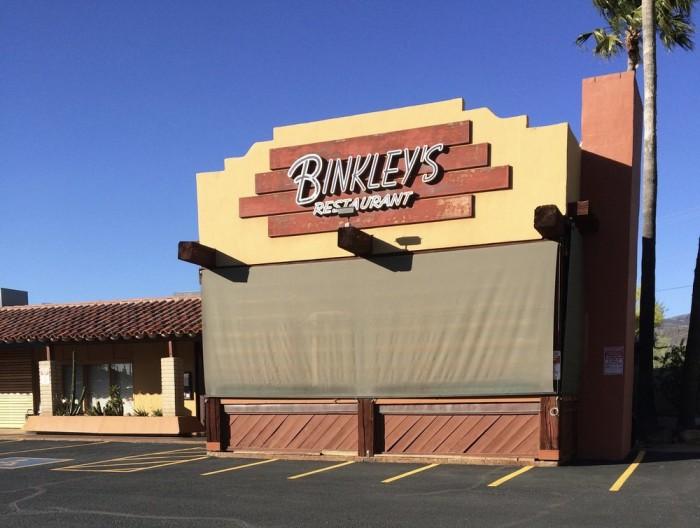 2. Binkley's, Cave Creek