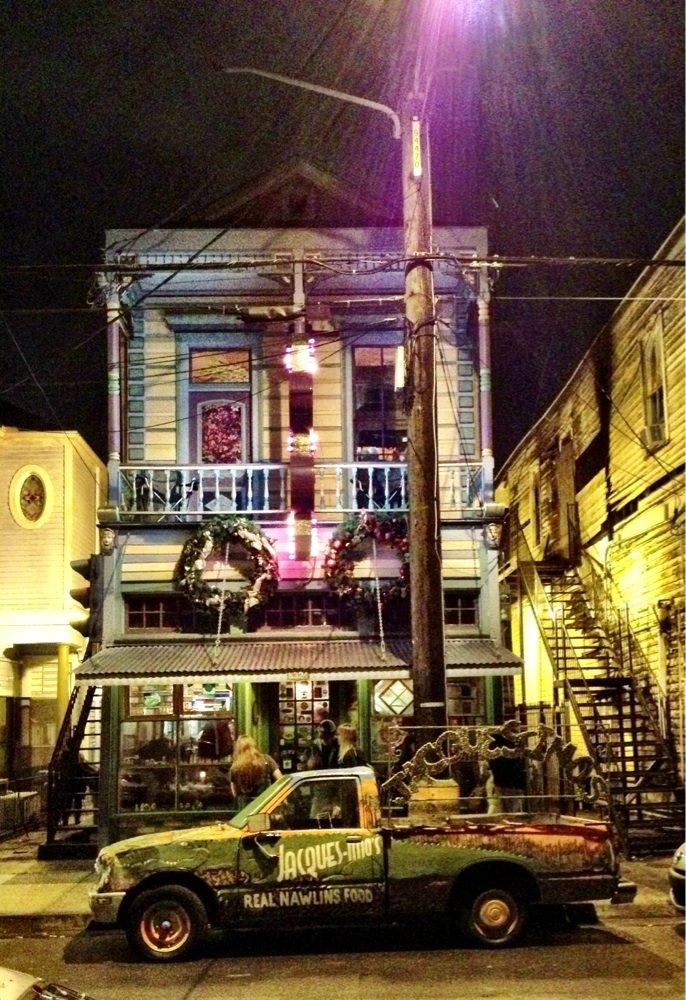 10) Jacque-Imo's, 8324 Oak St.