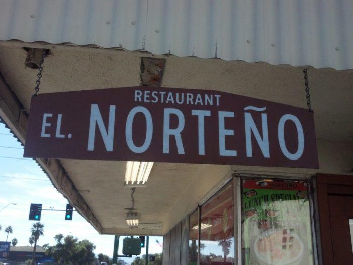 4. El Norteño, Phoenix