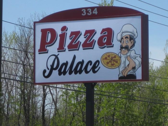 14. Pizza Palace, Plattsburgh