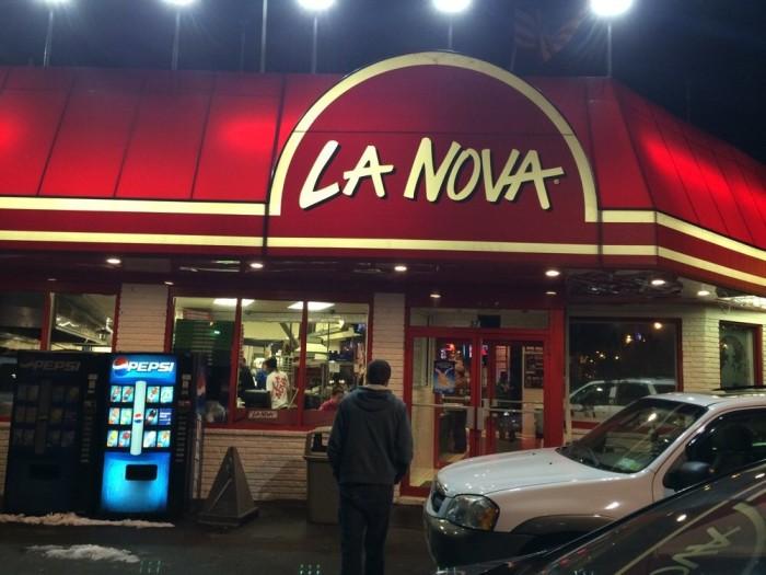 11. La Nova Pizzeria, Buffalo