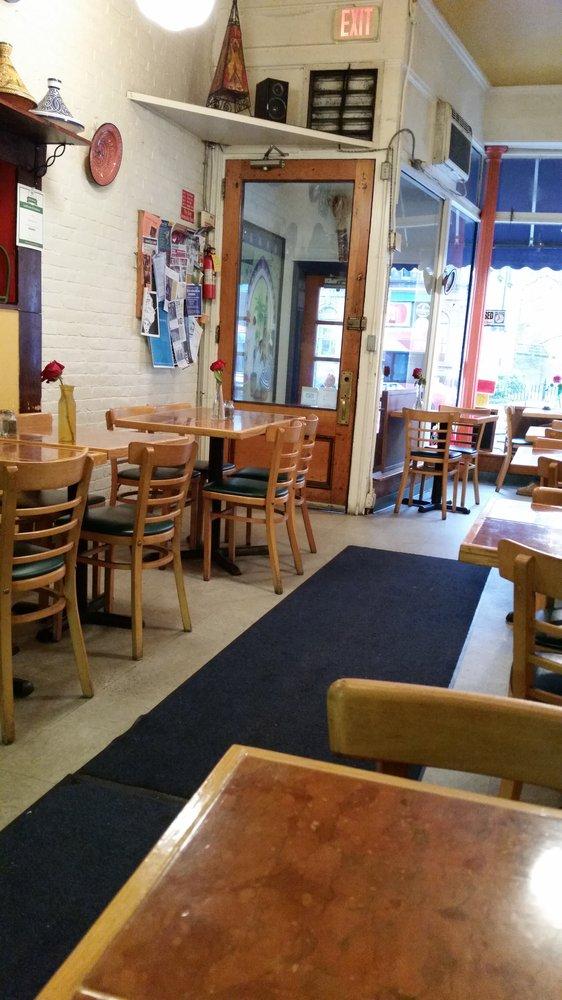 11. Amanouz Cafe, Northampton