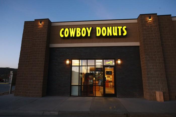 1. Cowboy Donuts