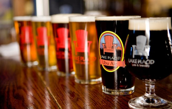 Or perhaps after a long day you just desire a local beverage from Lake Placid Pub & Brewery to help cool you off!