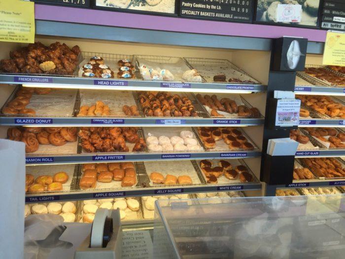 10. Ridge Donut Cafe, Rochester