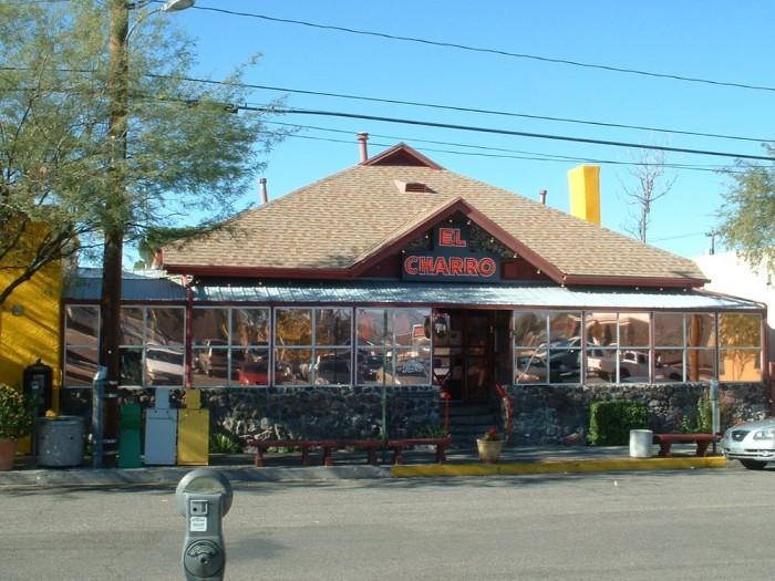 El Charro Mexican Restaurant Az