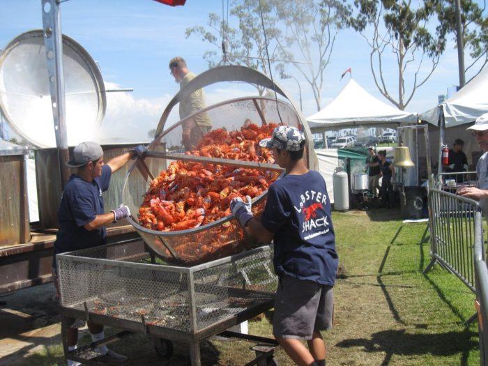 6. September 9th - 11th: Long Beach Lobster Festival